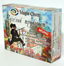 CHIMNEY CLEANING LOG, Cleaner of fireplaces, furnaces soot, creosote, Трубочист