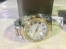 Relic ZR34326 Women's Julia Quartz Stainless Steel Dress Silver-Tone Watch