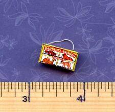 Dollhouse Miniatures Size Vintage TAPIOCA PUDDING  Box