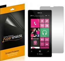 6X Supershieldz HD Clear Screen Protector Shield For Nokia Lumia 521 (T-Mobile)