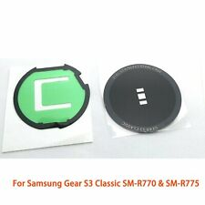 New Back Rear GLASS Cover Adhesive for Samsung Gear S3 CLASSIC SM-R770 SM-R775
