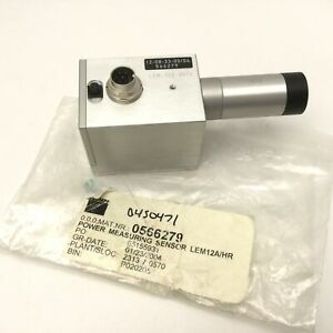 TRUMPF LEM12A/HR LEM 12A-3570 Laser Power Measuring Sensor