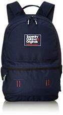 Accessoires sacs à dos bleus Superdry pour homme