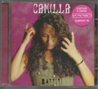 CAMILLA - Battiti - CD RARO 1996 USATO OTTIME CONDIZIONI SANREMO