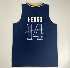 Whitnall High School Tyler Herro #14 Basketball Jerseys Stitched Custom Names