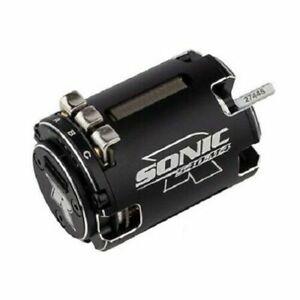 NEW Associated Reedy Sonic 540-M4 1-2S Sensored Brushless Motor, 8.0T # ASC27440