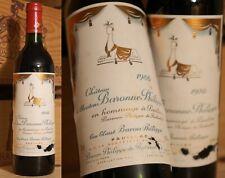 1986er Chateau Mouton Baronne Philippe Rothschild - Pauillac - Top Jahrgang !!!!