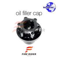 Black CNC Oil Filler Plug Cap 1pc For Ducati 1299 Panigale / S 2015-17 15