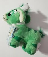 """NEOPETS LIMITED EDITION SERIES 5 GREEN KAU 5"""" PLUSH WALMART EXCLUSIVE WITH TAGS"""