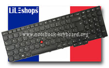 Clavier Français Original Pour Lenovo Thinkpad SN20F22611 PK130TS1A18 GO-106F0