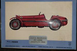 Pocher 1:8 Reifen  K78 K73 K81 Alfa Romeo 73514 E11 A14
