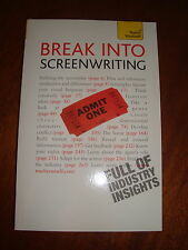 Ray FRENSHAM - BREAK INTO SCREENWRITING