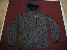 Ecko Function Men's Lightweight Zip Up Athletic Hooded Jacket - Size S (ret $60)