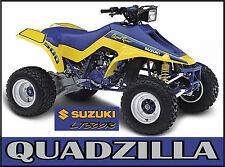 Suzuki LT500 quadzilla 18 x 24 poster LT 500r LT500r