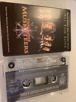 BRYAN ADAMS, ROD STEWART & STING - All For Love - Cassette Single Cassingle Tape