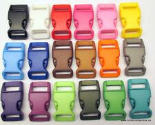 2 Hebillas tipo mochila, varios colores para elegir, pasador de 16mm.Precio 2uds