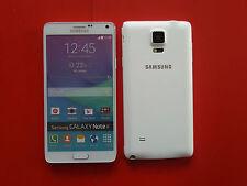 Samsung Galaxy Note 4 in Weiß Handy DUMMY Attrappe - Modell, Deko, Requisit