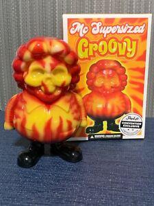 Ron English Popaganda MC Supersized Groovy 4'' Poplife Exclusive