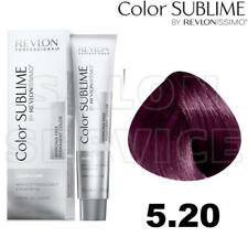 REVLON COLOR SUBLIME BY REVLONISSIMO 75 ML. COL. 5,20 CASTANO CHIARO VIOLA INT.