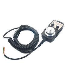 5V 100PPR CNC 6Axis MPG Manual Pulse Generator Pendant Encoder f/ Siemens System