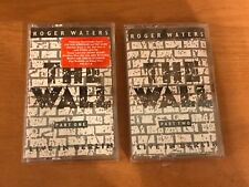 Roger Waters The Wall Live in Berlin 1990 Part 1 & 2 Cassette Sealed