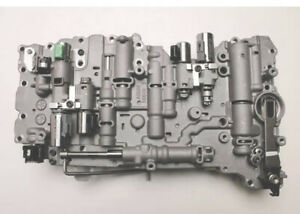 A750E/F Transmission Valve Body W/7 Solenoids Toyota Land Cruiser casting # 8850