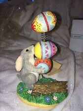 "Charming Tails ""Binkey'S Bouncing Bundle"" Dean Griff Silvestri Easter Eggs"