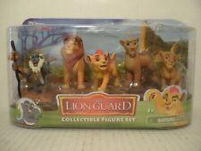 Disney Junior The Lion Guard Collectible Figure Set NEW
