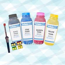 1 Set Toner Refill Kit W/ CHIP CC530A-33A 304A for HP CP2025dn CP2025n CP2025x