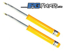 Koni Yellow Sport Front Shocks For 1992-2000 Honda Civic 1994-2001 Acura Integra