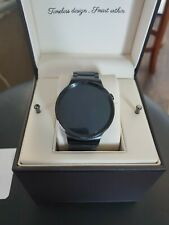 Huawei Smartwatch w/ Stainless Steel Band | Black | 55020539