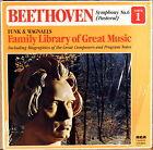 "RCA CUSTOM Beethoven GROVES Symphony #6 ""Pastoral"" SHRINK Album 1"