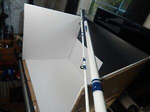 OKUMA TUNDRA 10' Surf Spinning ROD(lite rod)Line 25lb ,lure2.5 oz