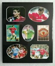 ANDREI KANCHELSKIS - MANCHESTER UNITED SIGNED DISPLAY RUSSIA 12 x 10 AUTOGRAPH