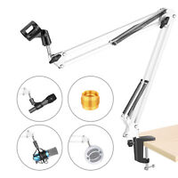 "Neewer Microphone Suspension Boom Scissor Arm Stand for Max 1.26"" Diameter Mic"