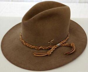 Men's The Gun Club by Stetson Brown Cowboy Hat 7