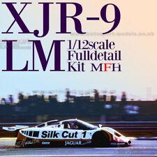 1/12 1988 JAGUAR XJR-9 LM Winner #2 LAMMERS DUMFRIES WALLACE complet Modèle Kit MFH