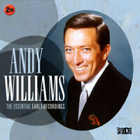 Andy Williams : The Essential Early Recordings CD 2 discs (2015) ***NEW***