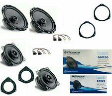 PHONOCAR Kit 4 casse FIAT GRANDE PUNTO EVO 199 - TIPO SW  PANDA 500  CONN/SUPP