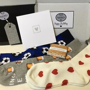 Mens Birthday Letterbox Gift - Supports Animal Charity
