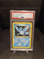 1999 Pokemon Articuno #2 Fossil 1st Edition PSA 6 EX - MINT Holo Card