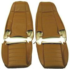 JEEP 1986-1990 EARLY YJ WRANGLER FIXED BUCKET SEAT UPHOLSTERY KIT