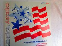America, America: Songs of Faith and Patriotism  FACTORY SEALED