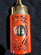 Vintage Opium Perfume Bottle. Yves St Laurent  empty