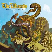 THE WIZARDS - RISE OF THE SERPENT (TRANSLUCENT YELLOW VINYL)   VINYL LP NEW!