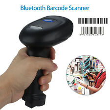 Usb Wired Bluetooth Wireless Barcode Scanner Support Android Ios Windows System