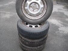 Satz Som-Reifen auf Stahlfelgen VW Golf III  175/70R13 82T