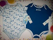Roca Wear Bodysuits 2pc Boys Layette Set 6-9 Months NWT