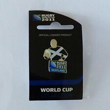 Rugby World Cup RWC 2011 Scotland Player Pin