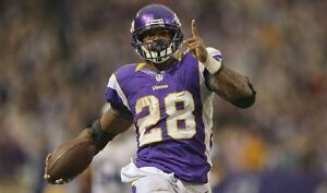 {24 inches X 36 inches} Adrian Peterson Poster #1 - Free Shipping!